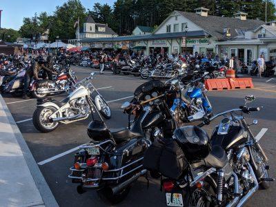 Laconia Bike Week 2019 Bikes