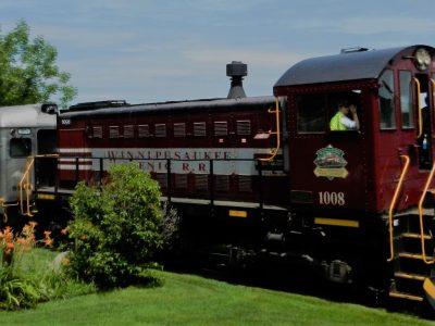 Lake Winnipesaukee Railroad